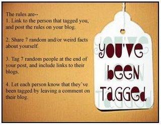 tagged